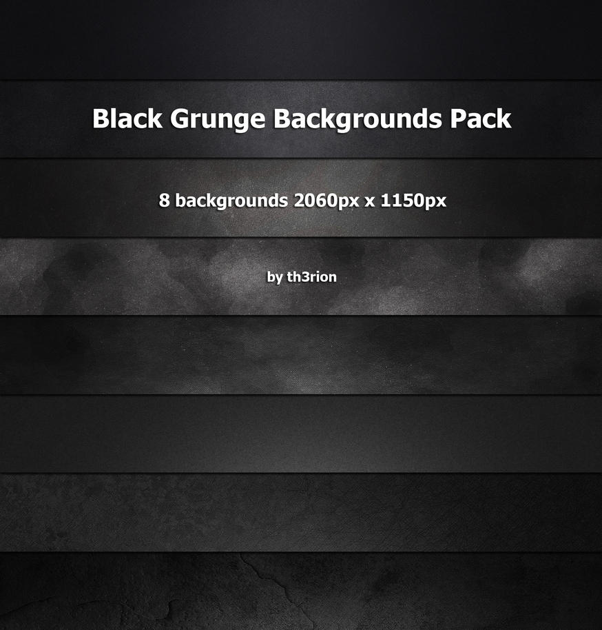 M Name Wallpaper Hd Black Grunge Backgrounds Pack By Th3rion On Deviantart
