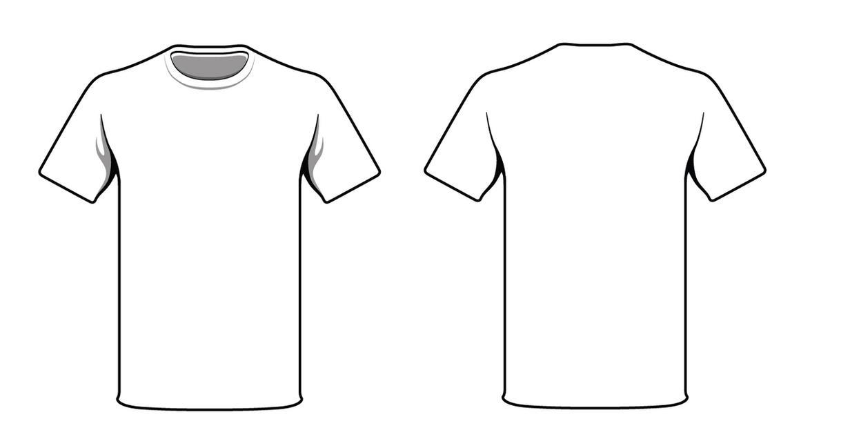 White t shirt by alymunibari