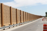 Integrated Sound Wall System