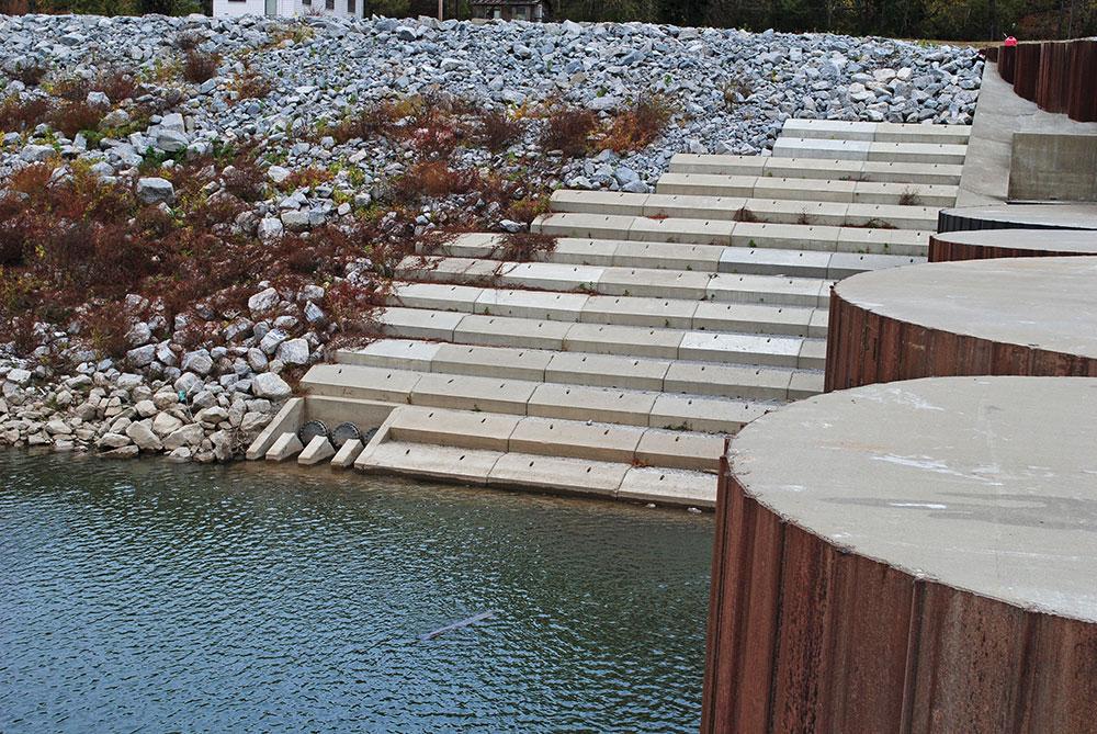 Precast Gives a Dam - National Precast Concrete Association