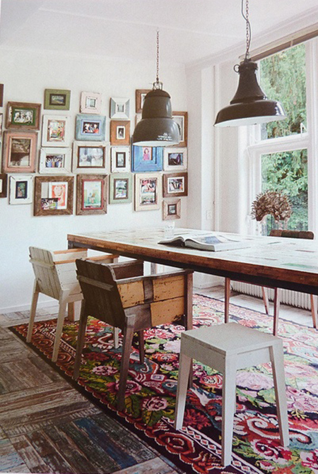 Bohemian Inrichting Crush On Moldavian Rugs | Preciously Me