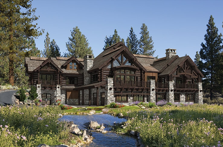 luxury log home floor plans craft custom home floor plans luxury home floor plans house plans designs