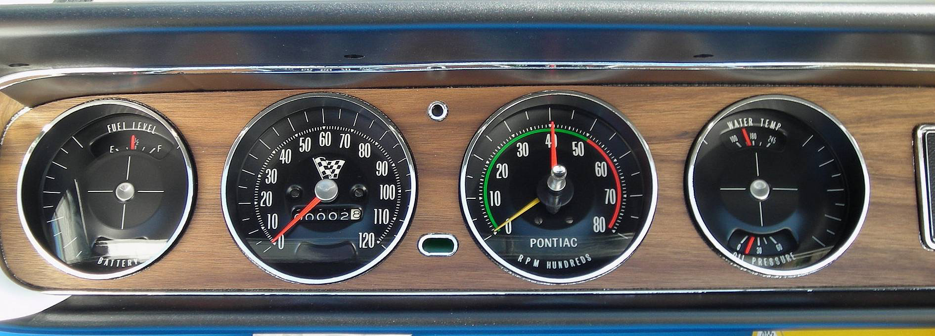 1965 gto rally gauges wiring diagram