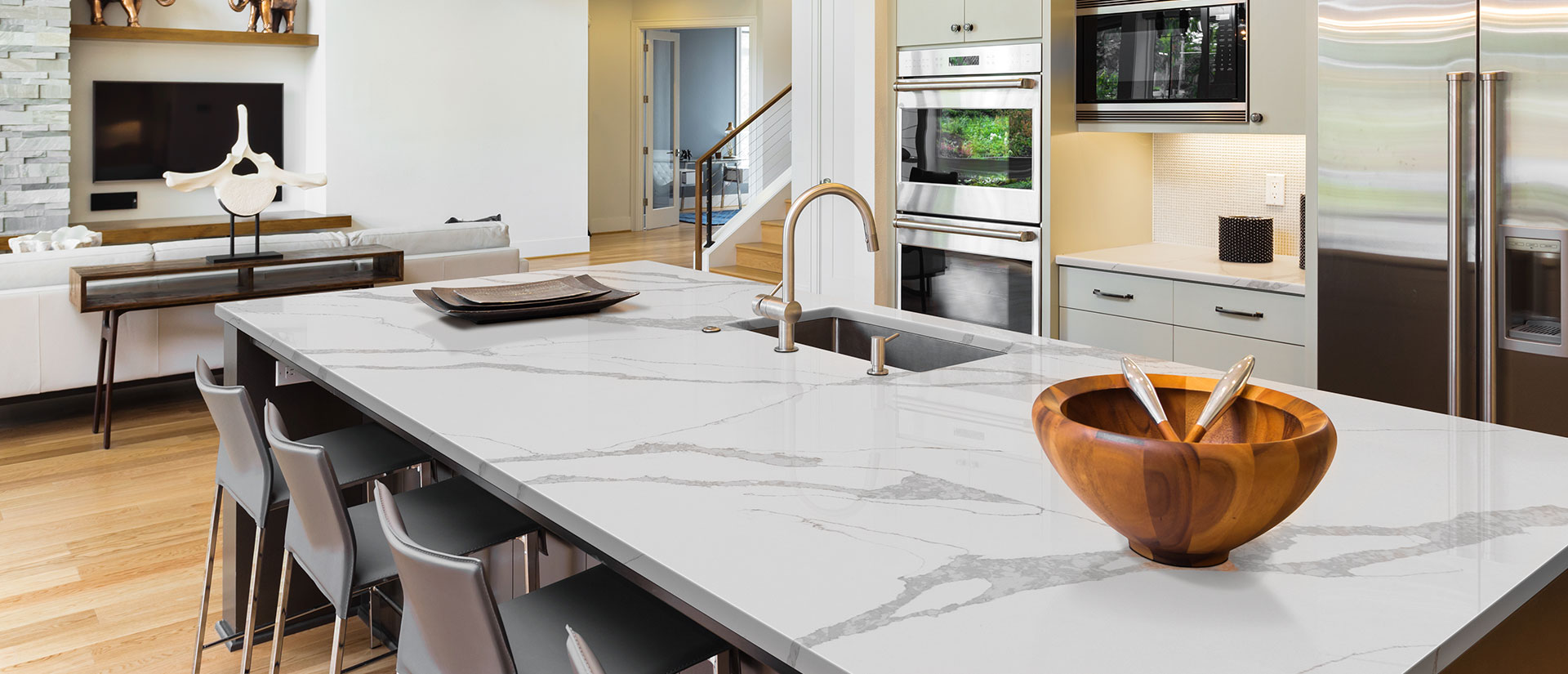 Algonquin Granite And Quartz Countertops Precision Stone Design