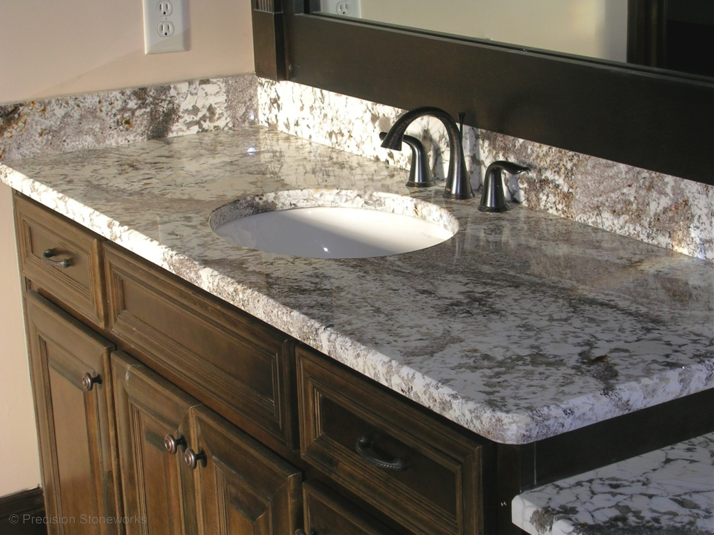 Atlanta Marble Countertops Bathrooms Precision Stoneworks