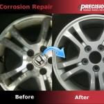 Corrosion Rim Repair
