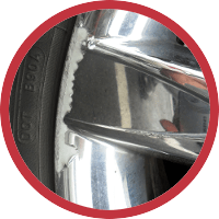 Precision Wheel Other Services - Chrome