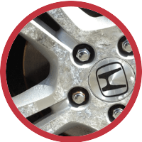Precision Wheel Refinishing Services