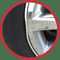 Precision Wheel Straightening Services
