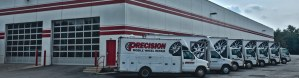Precision Wheel Trucks and Warehouse