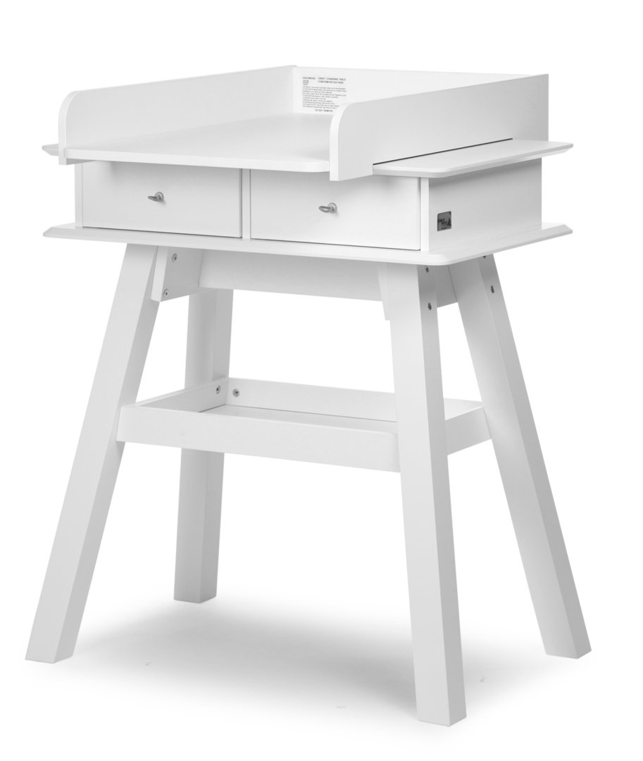 Childwood Wickelkommode Union Marin White Aufsatz Frei