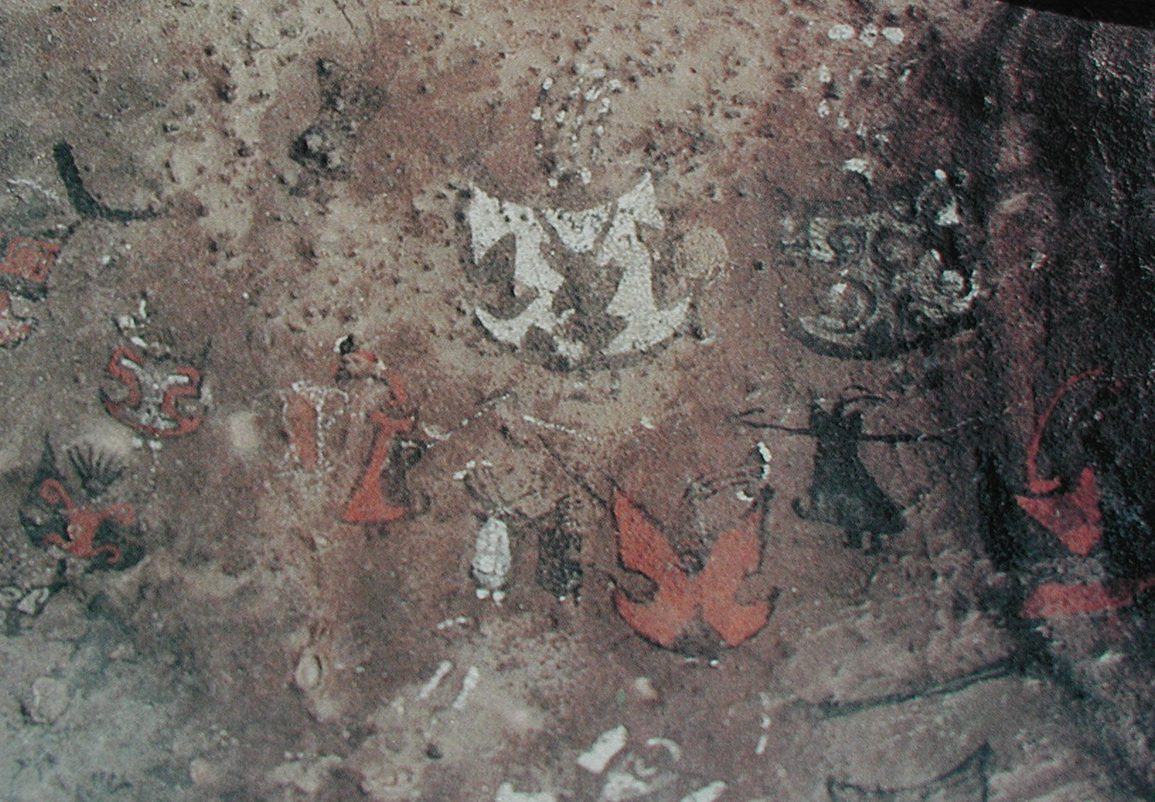 Arte Rupestre English Pictographs Museo Chileno De Arte Precolombino Rock Art Museo