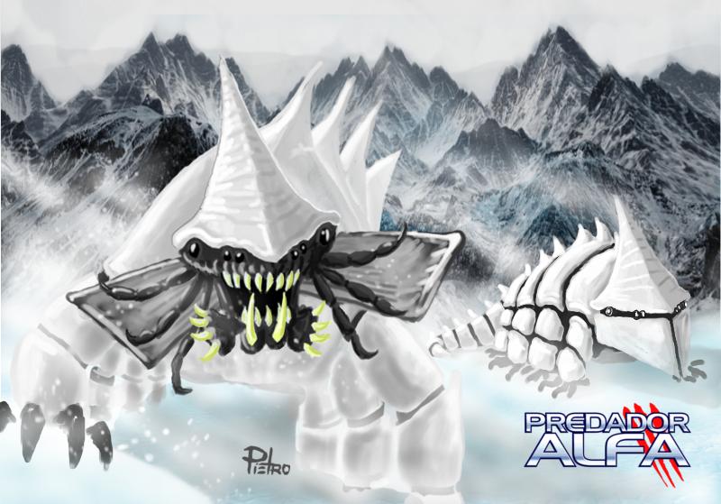 Predador Alfa - Salariat