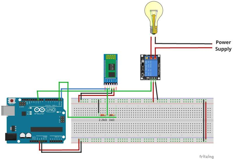 Home Automation with an Arduino - A Basic Tutorial
