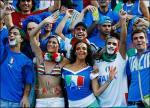World Cup Fans Italian