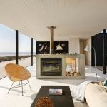Precio casa prefabricada interior lujo