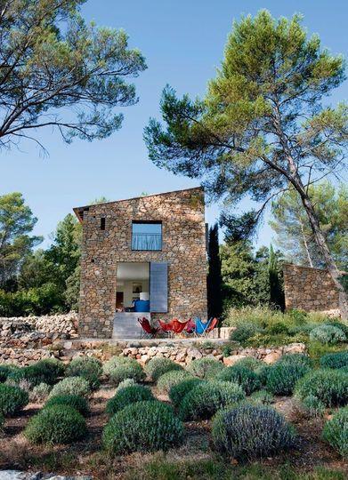 Casa de piedra en Valencia