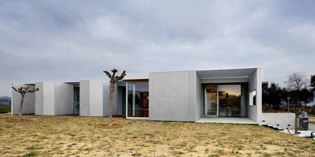 casa de diseño prefabricada valencia