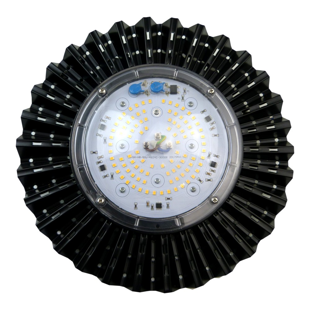 Led Deckenbeleuchtung Gewerbe Led High Bay 50w 5000lm 4000k Gewerbe Lager Industrielle Lampe Gtv