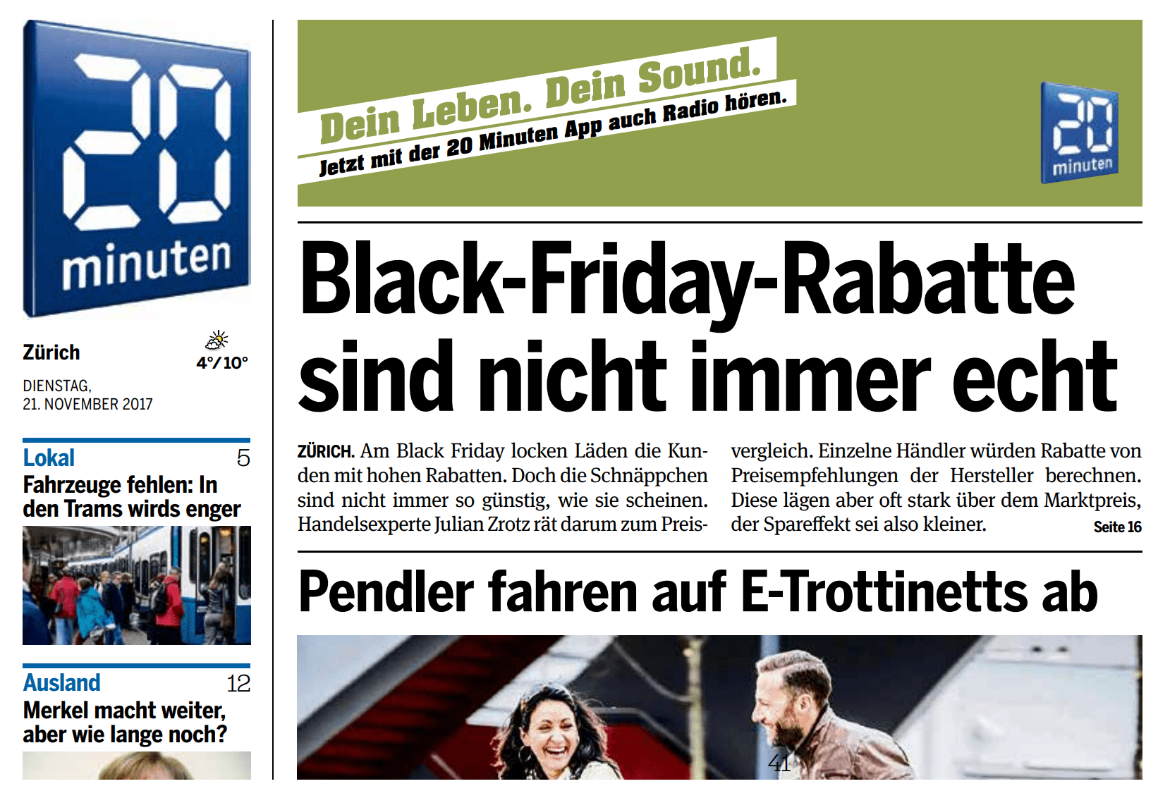 Black Friday Angebot Blackfridaydeals In Den Medien Black Friday Schweiz 2019