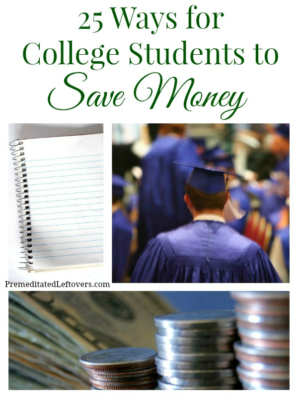college students budget