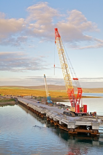 Coplands Dock- Stromness