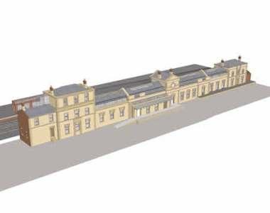 A revamp for Kirkgate Station