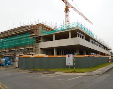 Impressive new council HQ takes shape