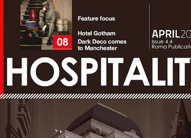 This month in Premier Hospitality Issue 4-4