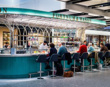 Heathrow's T5 unveils The BAR