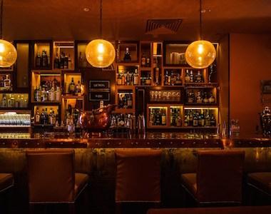 City slickers head for stylish new bars