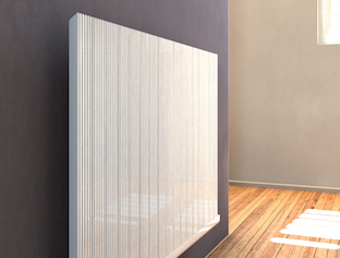 Electric heating controlled by an App
