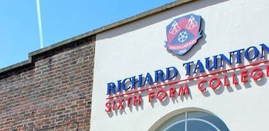 Medway begin project at Richard Taunton Office