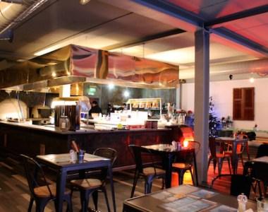 Unique dining at The Fat Greek Taverna