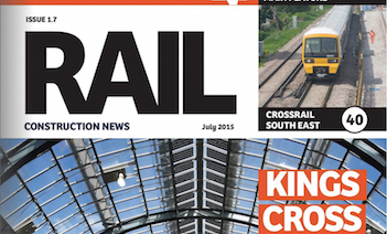This Month In Rail Construction News Issue 1.7