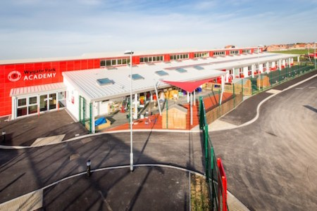 Top Marks For School Project Premier Construction News