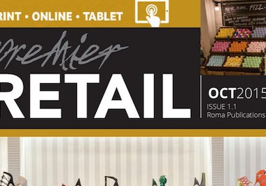 Premier Retail Magazine launches!