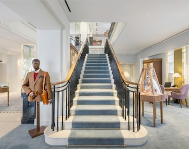 Shed Unveil William & Son Flagship store