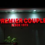 Premier Couples South Side Sign