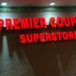 Premier Couples Front Sign