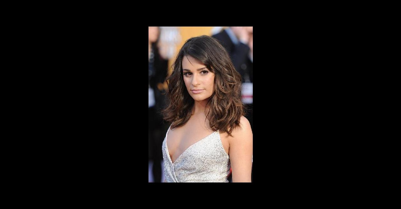 Je Montre Mes Seins Photos Lea Michele