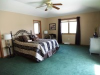 A Green Carpeting Staging | Premiere Home Stagers