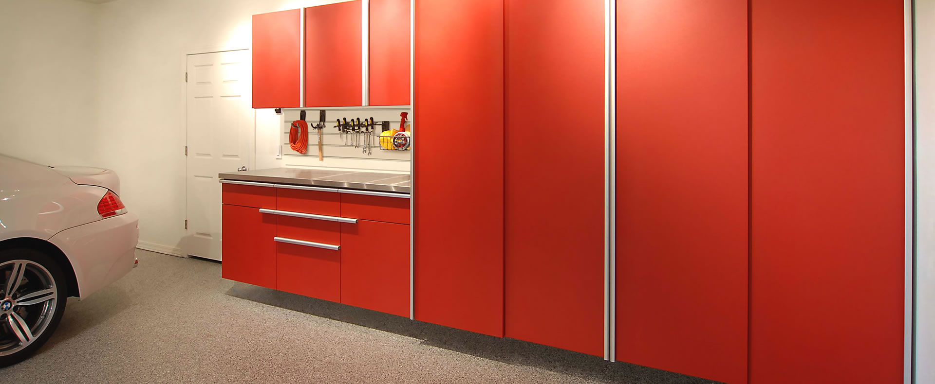Garage Experts Of The Central Valley Garage Flooring Garage Cabinets Storage And Organization Systems