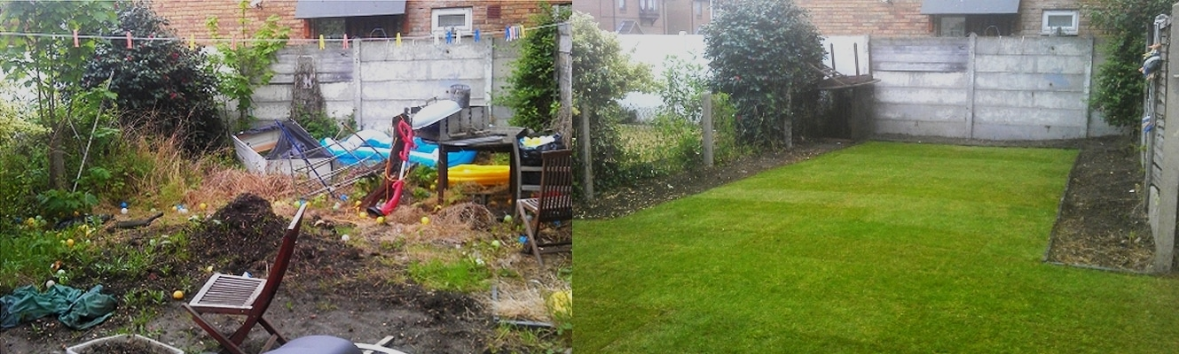 Garden Clearance Services Waste Removal In Dublin Free Quote - Garden Furniture Clearance Dublin
