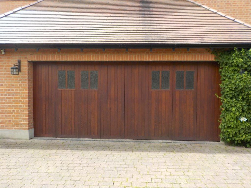Sliding Gate For Garage Round The Corner Garage Doors Bespoke Electric Gates