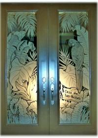 Doors | Etched Glass | Etched Glass Design | by Premier ...