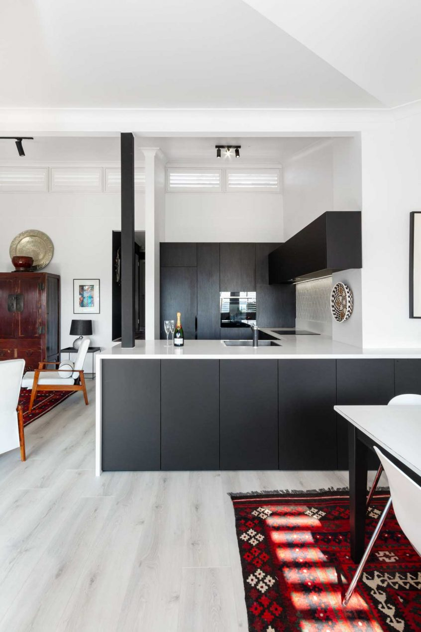 Black Design For Kitchen Kitchen Ideas Image Gallery Premier Kitchens Australia