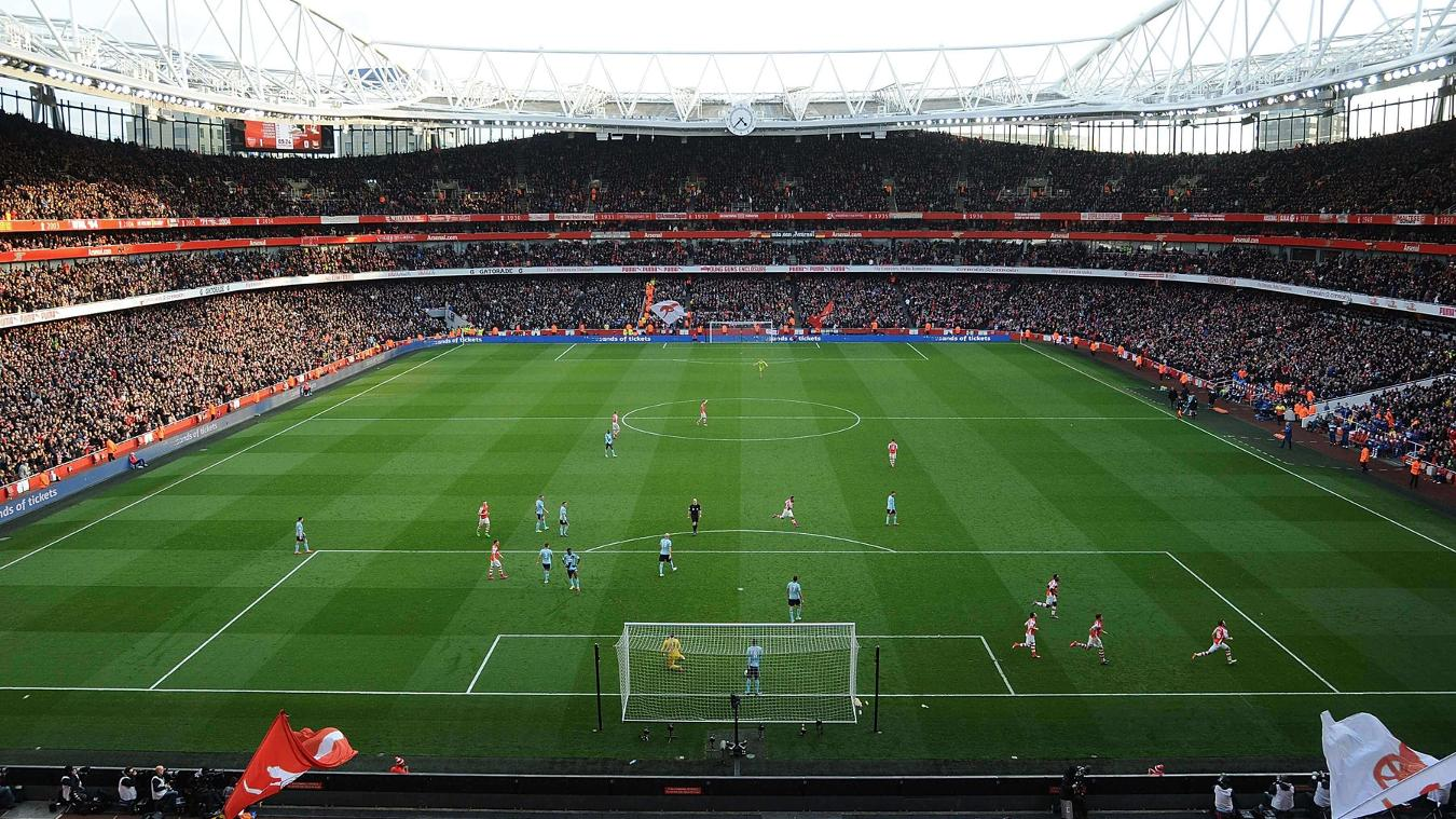 Golden Eye Herborn Arsenal V Southampton 2018 19 Premier League
