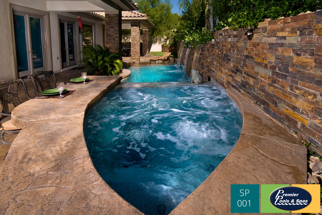 Jacuzzi Pool In Ground Los Angeles Spa Installers Los Angeles Ca Pool Builders