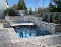 Gulf Coast: Building a Small Pool to Fit Your Small